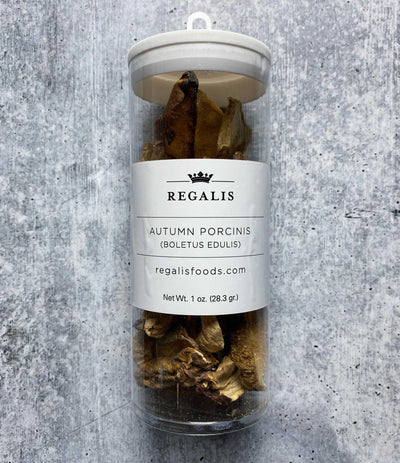 Dried Autumn Porcini 1 oz