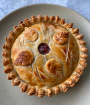 The Meat Pie- (Wild Mushroom, Foie Gras & Heritage Pork Pie)