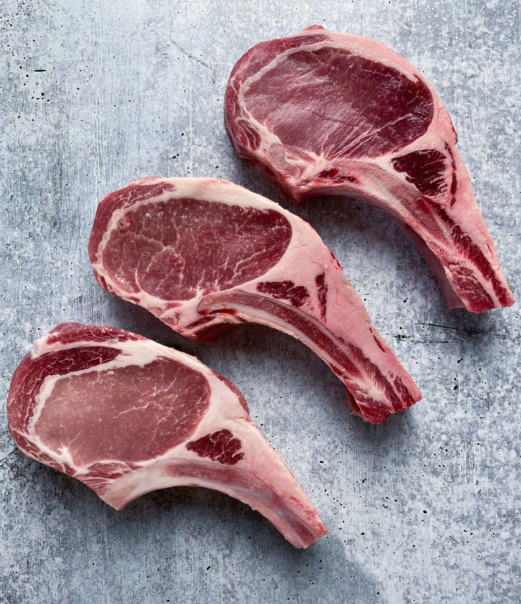 Best Berkshire Pork Chop - 12oz photos by Regalis Foods - item 1
