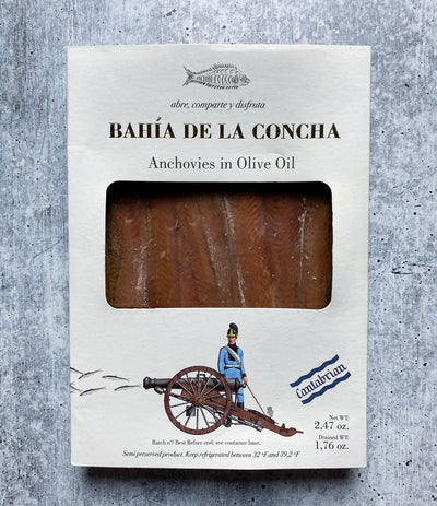 Best Anchoa Brown Anchovies photos by Regalis Foods - item 1