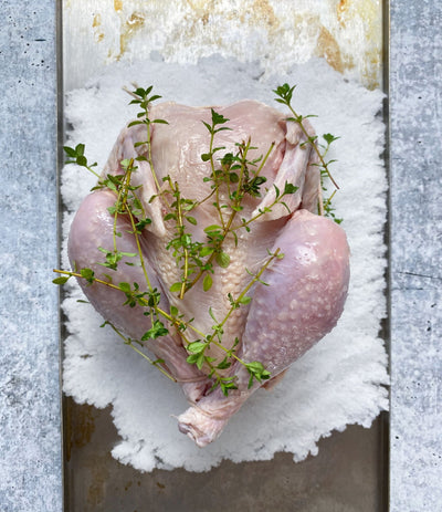 Best Poulet Rouge Chicken - 2.6 lb avg. photos by Regalis Foods - item 1