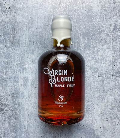 Virgin Blonde Maple Syrup