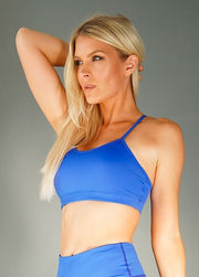 Ample sports bra-sky - Intensiti