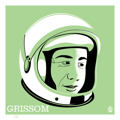 Astronaut of the Month - Gus Grissom