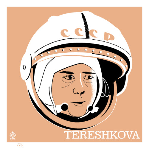 Astronaut of the Month - Valentina Tereshkova