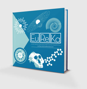 Eureka - The Art of Science Art Book - Hardcover