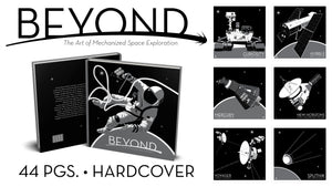 BEYOND: The Art of Space Exploration Artbook