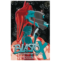 Blasto X Mass Effect Movie Poster - 12x18 POPaganada Print