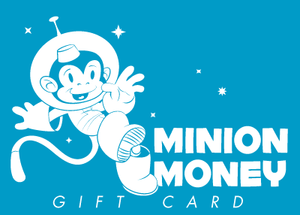 Minion Money Gift Card