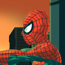 Load image into Gallery viewer, Hometown Boy Spider-Man 12x36 Scenic print
