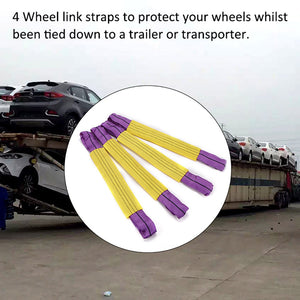 Durable Securing Tow Strap