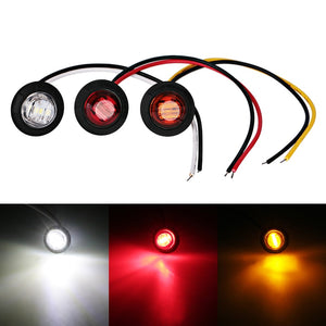 Side Marker Turn Signal Indicator Light