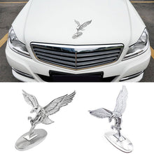 Load image into Gallery viewer, Flying Chrome Eagle Auto Sticker