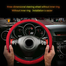 Load image into Gallery viewer, Breathable Anti Slip Steering Cover