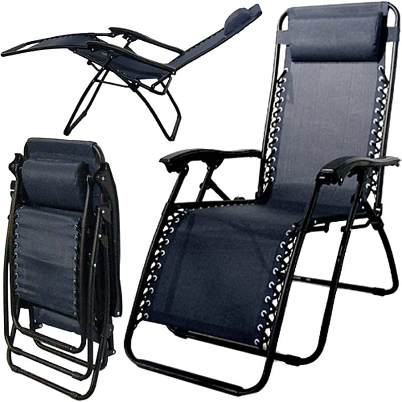 Portable Reclining Chair ( 2 pack)