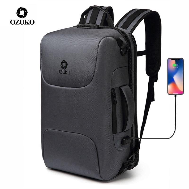 OZUKO Laptop Backpack