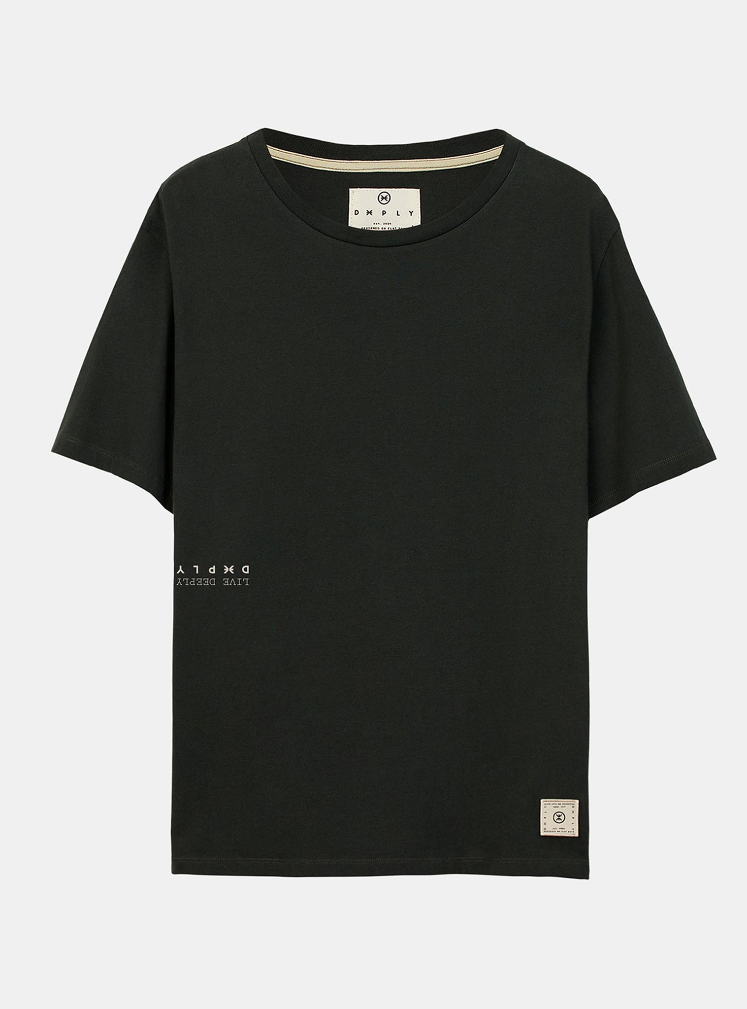 Connected T-shirt Preto