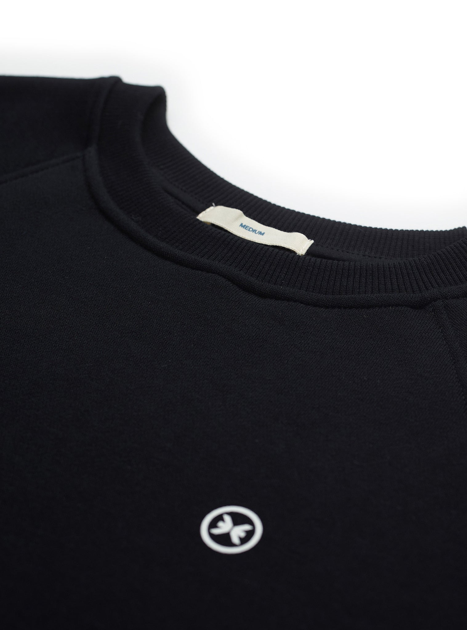 Sweat Crewneck Preto