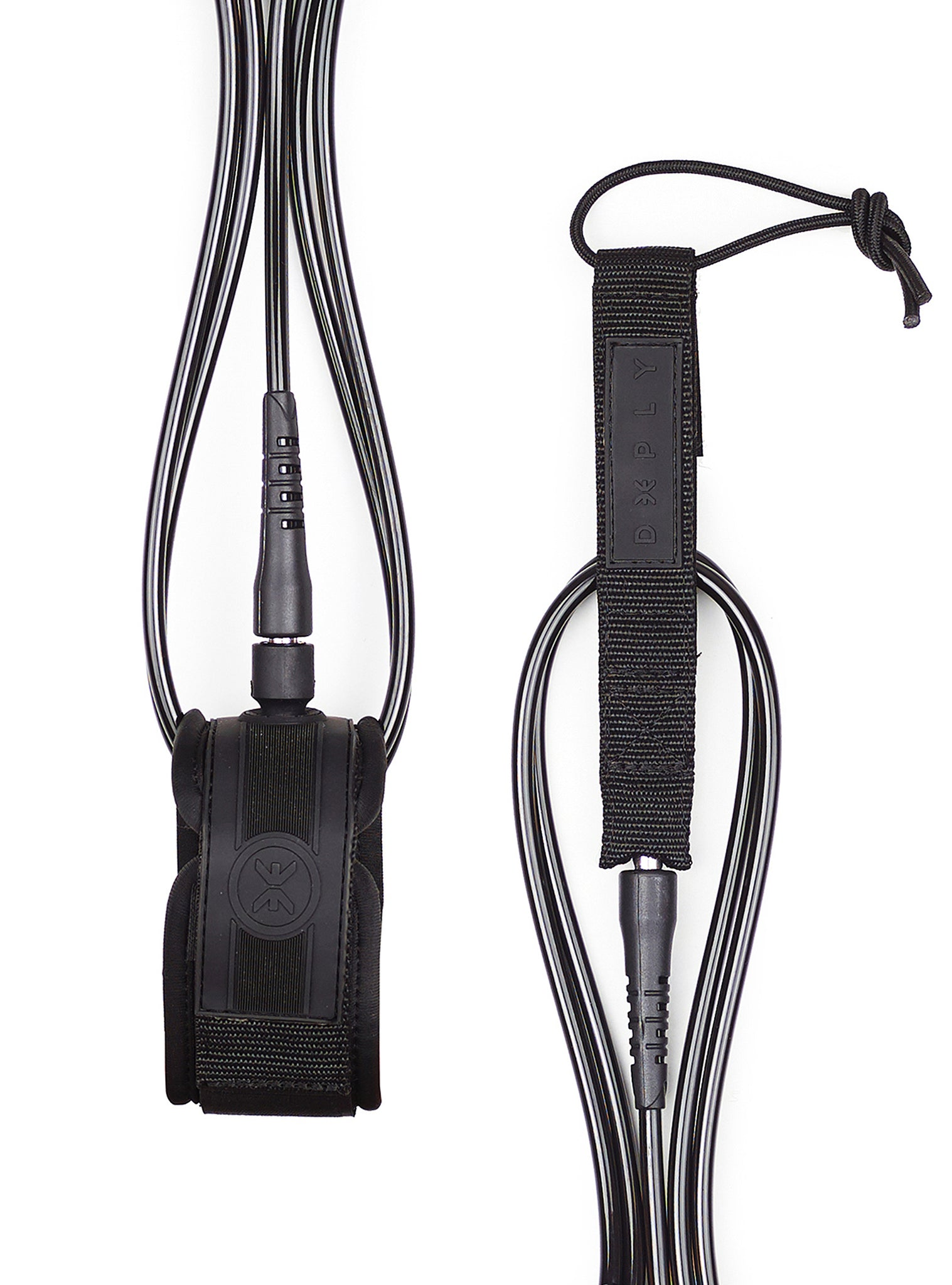 6ft/6mm Leash Surf Sem Cor