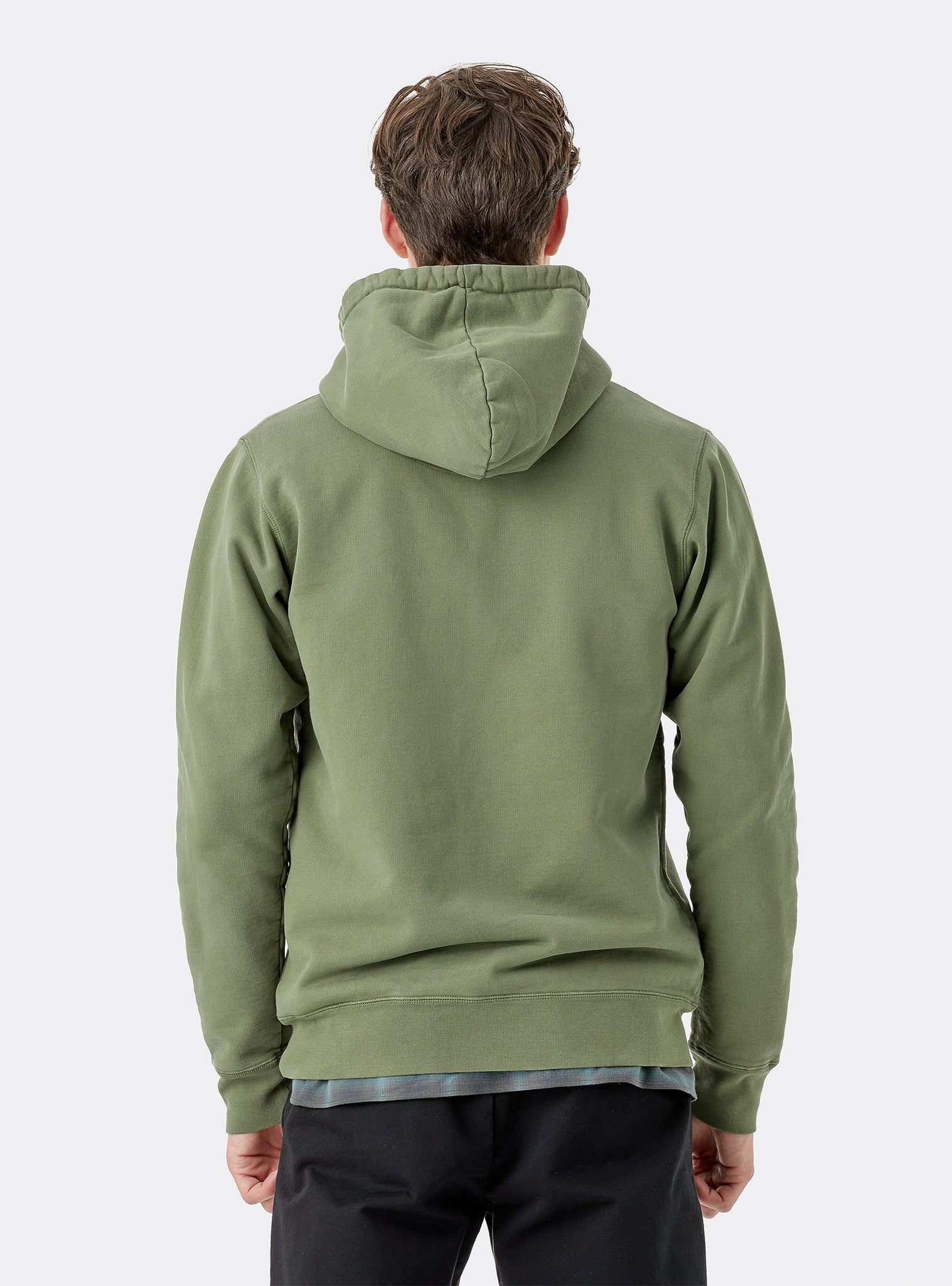 Timeless Zip Sweat Zip Hoodie Verde