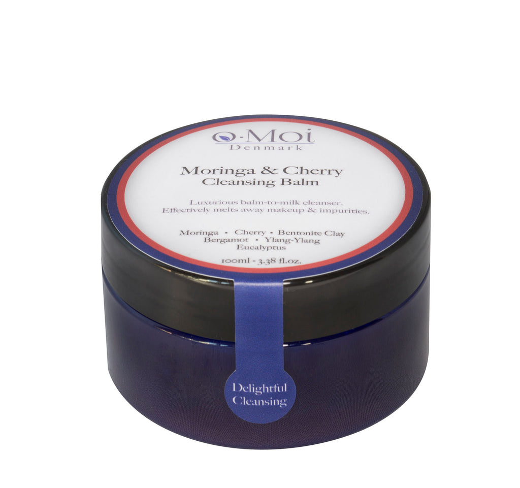 Moringa & Cherry Cleansing Balm