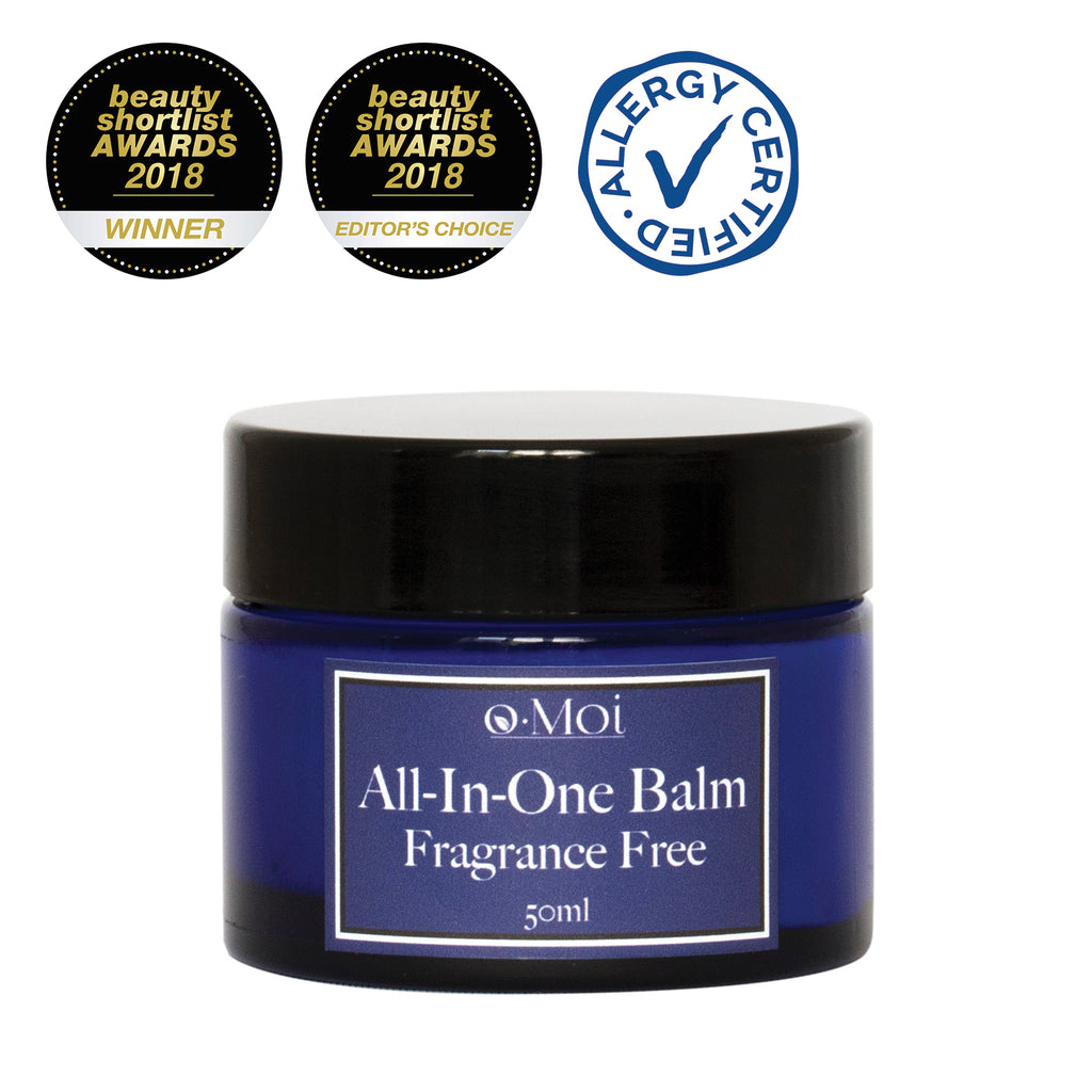 All-In-One Balm - Fragrance Free (Allergy Certified)