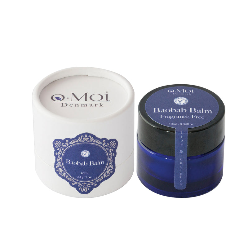 Baobab Balm for lips and cuticles by o.Moi