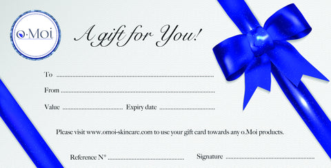 Gift Card (sent to physical address)