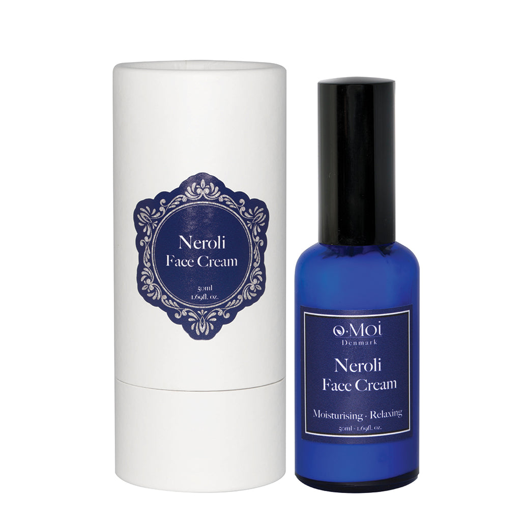 Neroli Face Cream by o.Moi