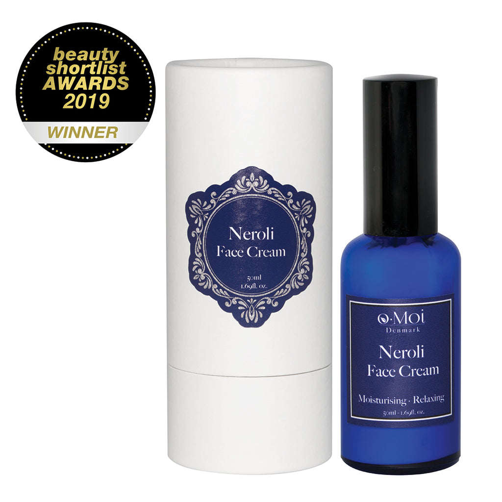 Neroli Face Cream - awarded Best Day Moisturiser