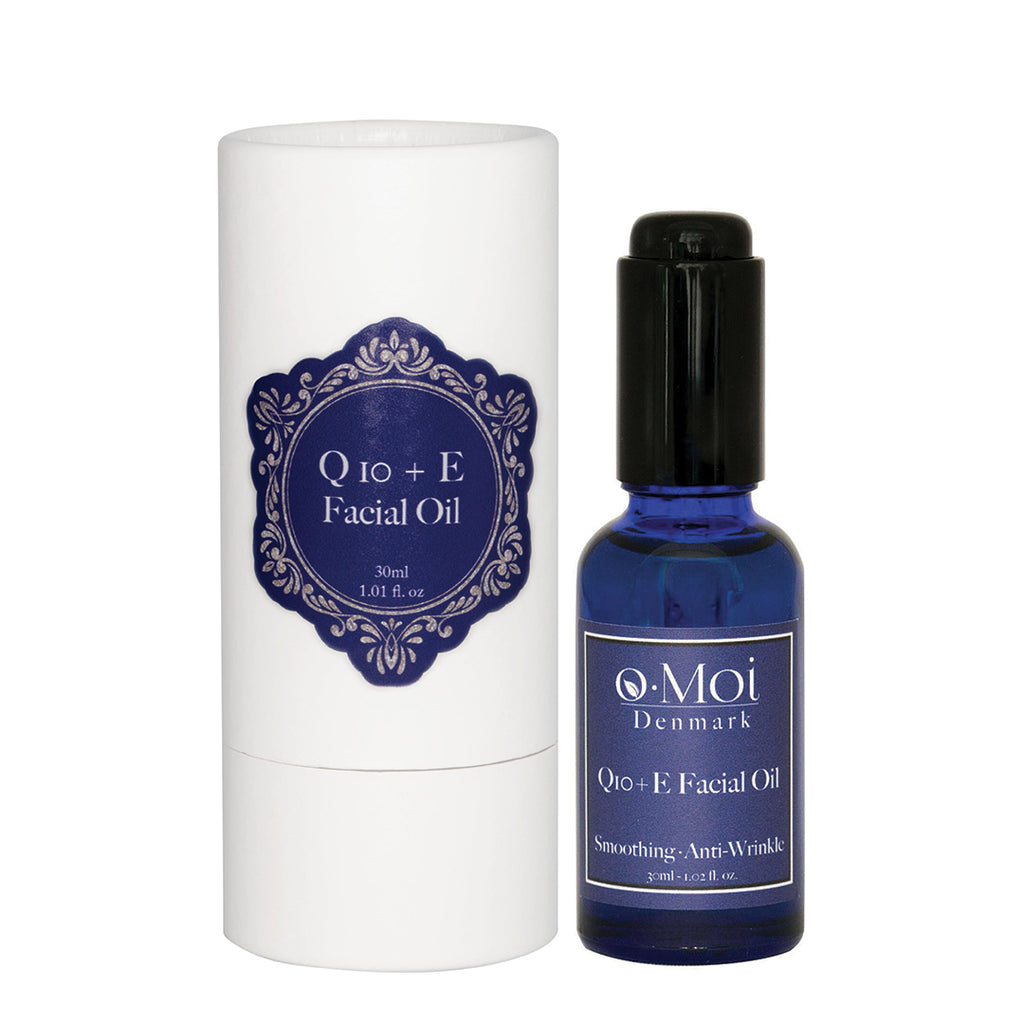 Q10+E Facial Oil by o.Moi