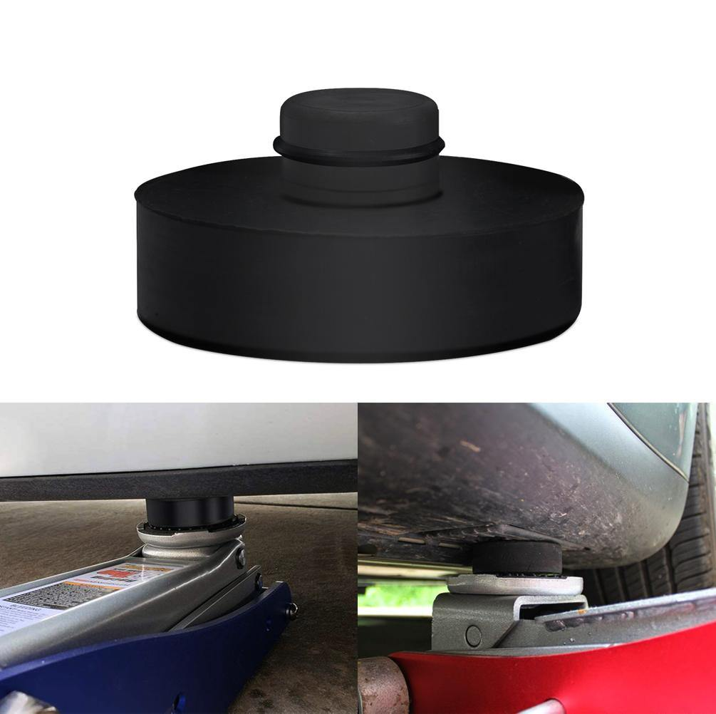 1 pcs Lifting Jack pad for Tesla Model 3,Sturdy Adapter Protects Battery /& Paint Safely Raising Vehicle