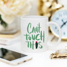 Load image into Gallery viewer, Cactus Lover Gift, Funny Cactus Mug, Can't Touch