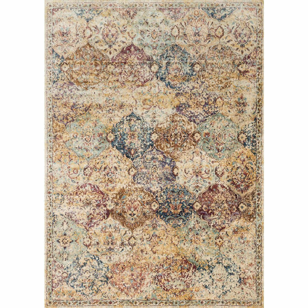 Loloi Anastasia AF-12 Transitional Power Loomed Area Rug