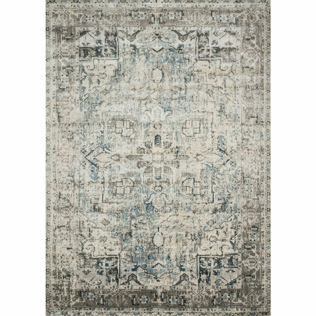 Loloi Anastasia AF-20 Transitional Power Loomed Area Rug