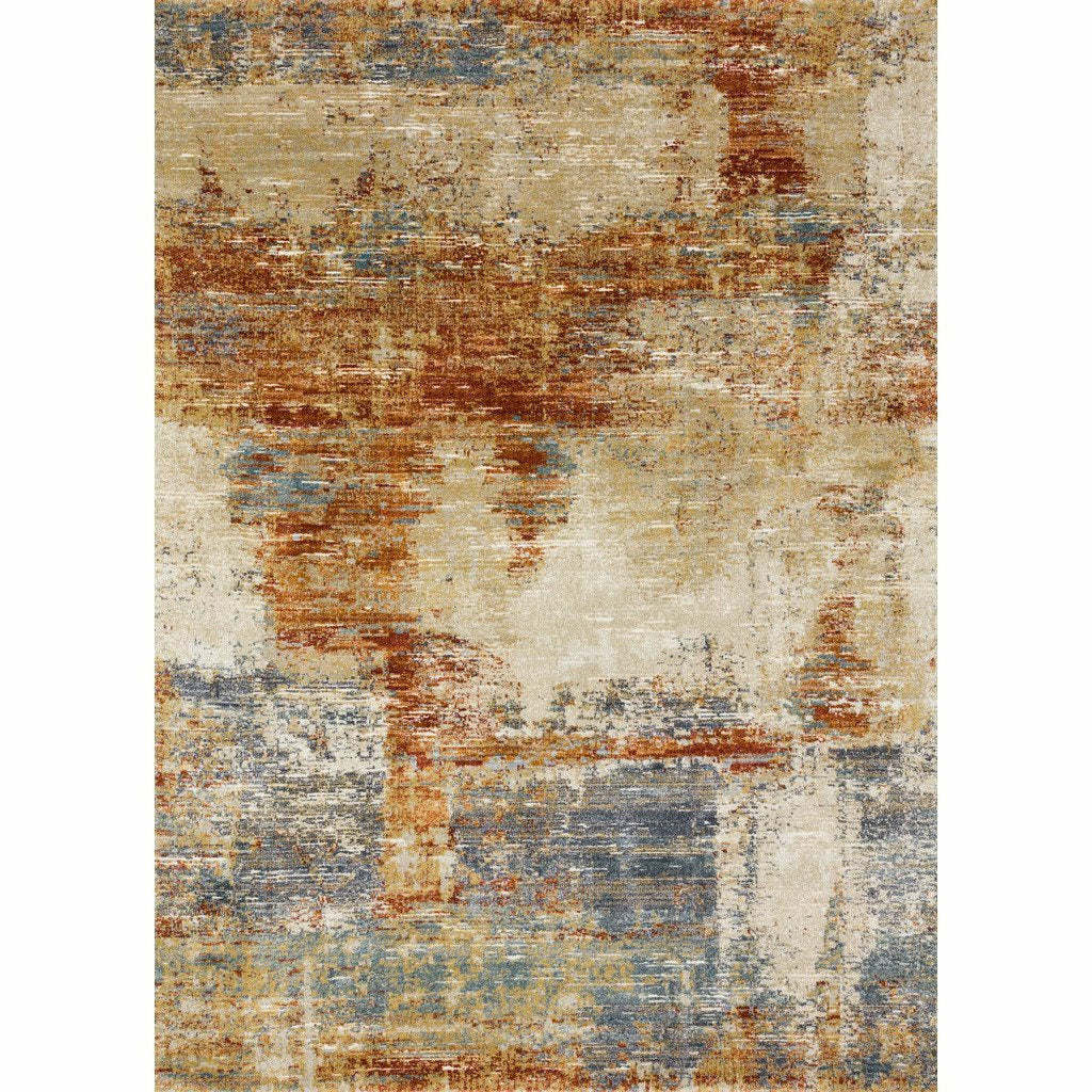 Loloi Augustus AGS-02 Contemporary Power Loomed Area Rug