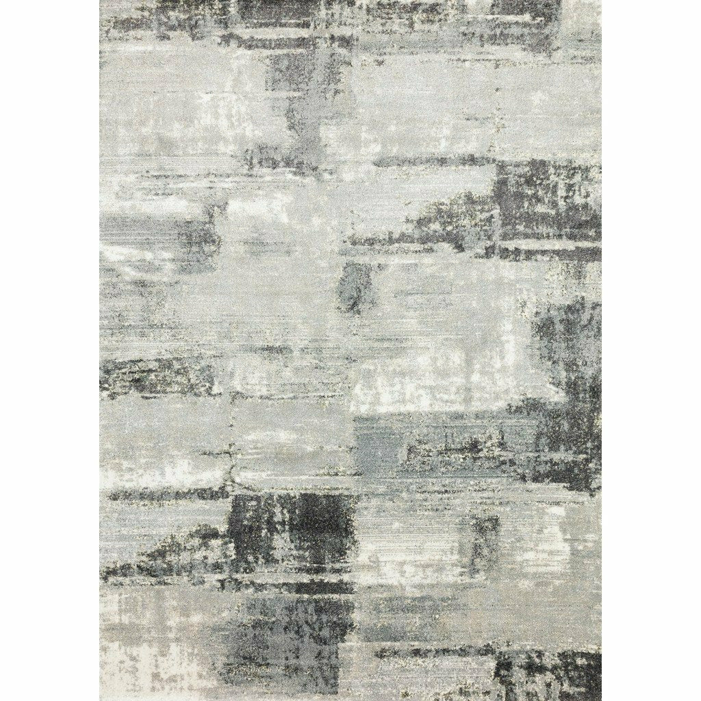Loloi Augustus AGS-03 Contemporary Power Loomed Area Rug