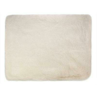Bedford Collections Arctic Soft and Plush Faux Fur Throw