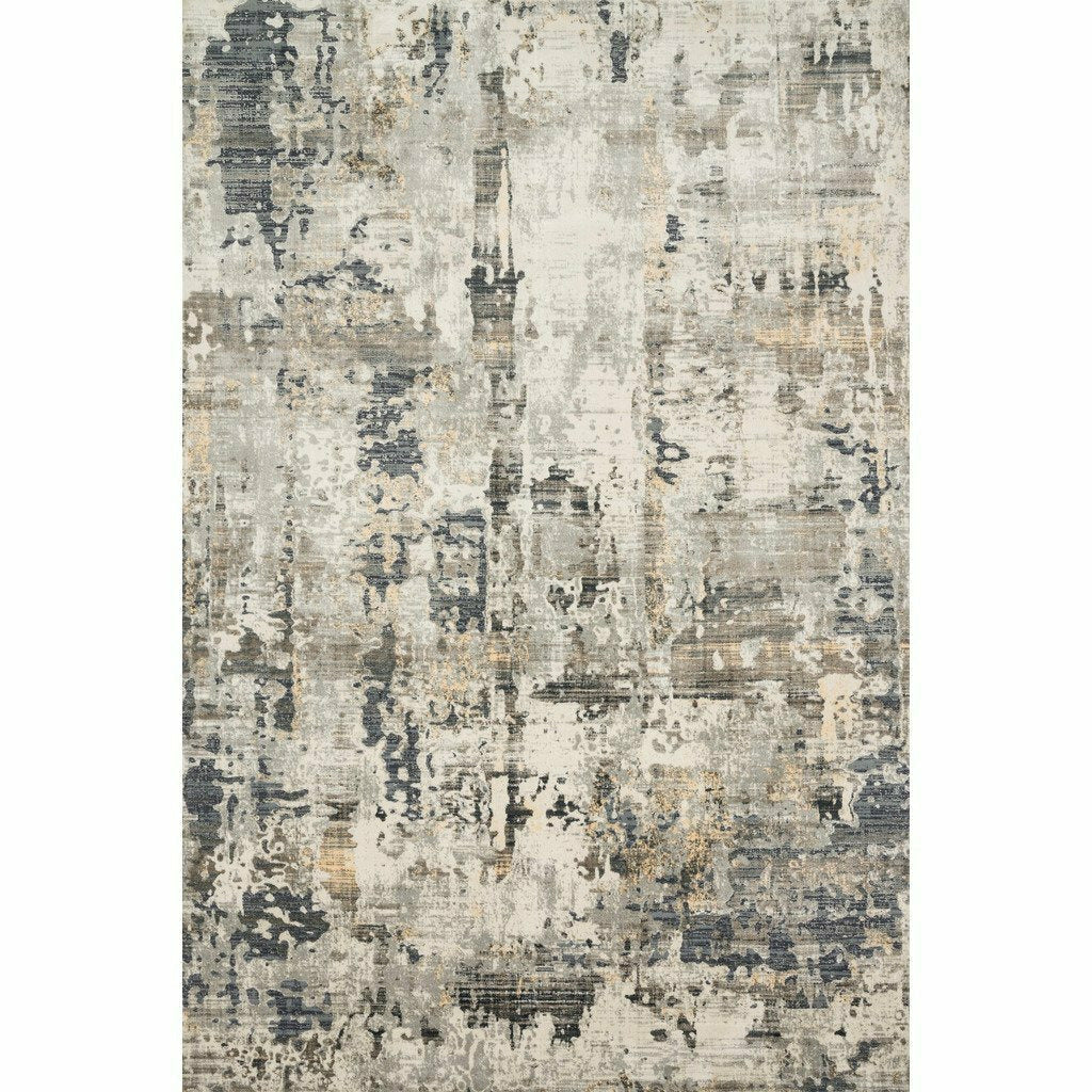 Loloi Cascade CAS-04 Contemporary Power Loomed Area Rug