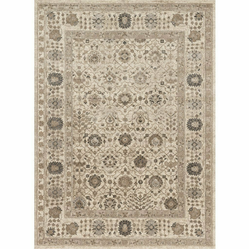 Loloi Century CQ-02 Transitional Power Loomed Area Rug