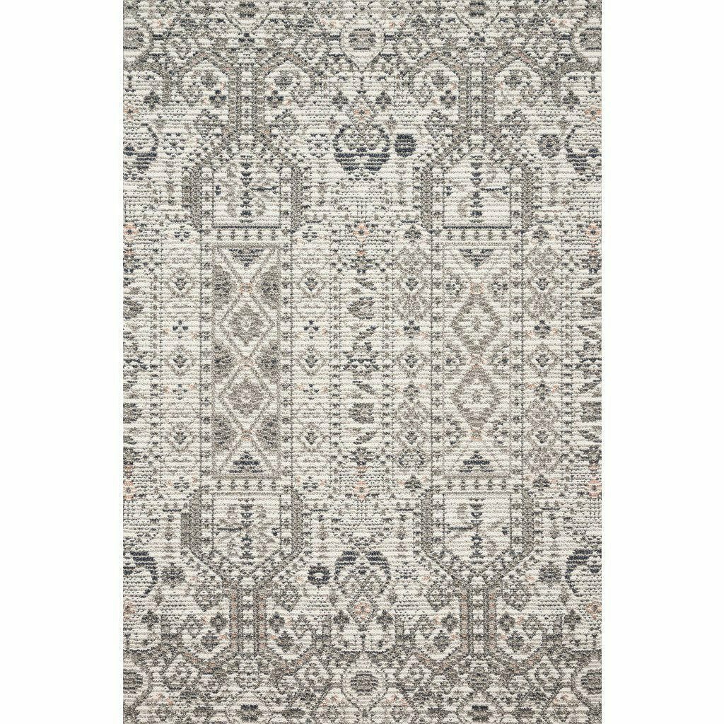 Loloi Cole COL-01 Indoor/Outdoor Power Loomed Area Rug