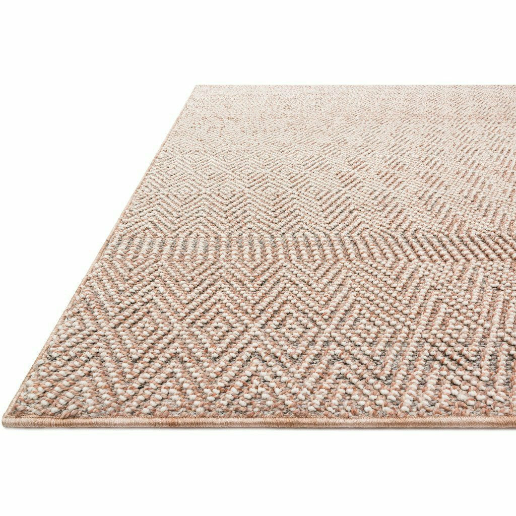 Loloi Cole COL-02 Indoor/Outdoor Power Loomed Area Rug