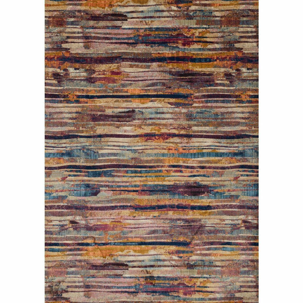 Loloi Dreamscape DM-03 Contemporary Power Loomed Area Rug