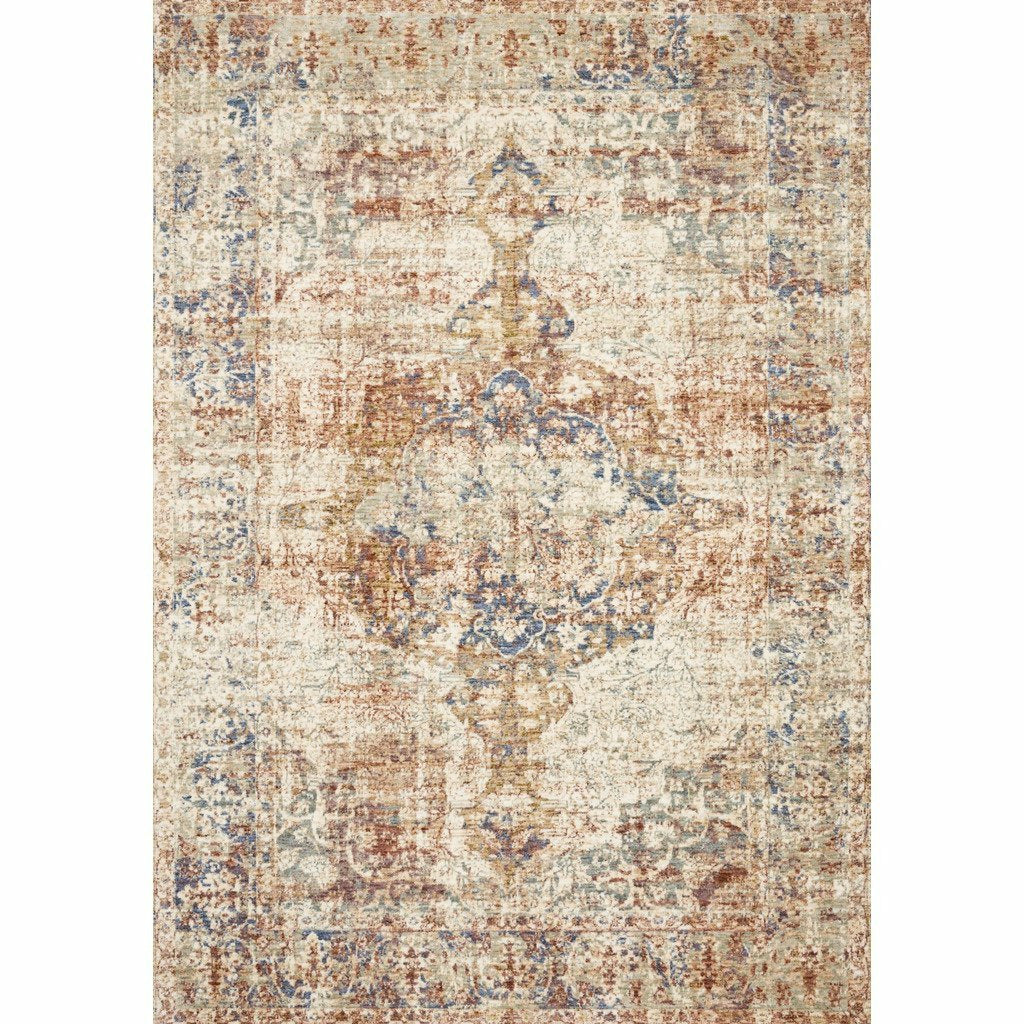 Loloi Revere REV-01 Traditional Power Loomed Area Rug