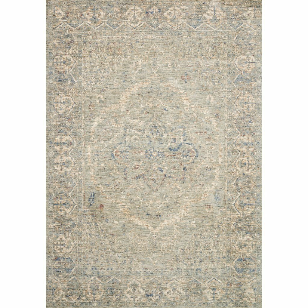 Loloi Revere REV-02 Traditional Power Loomed Area Rug