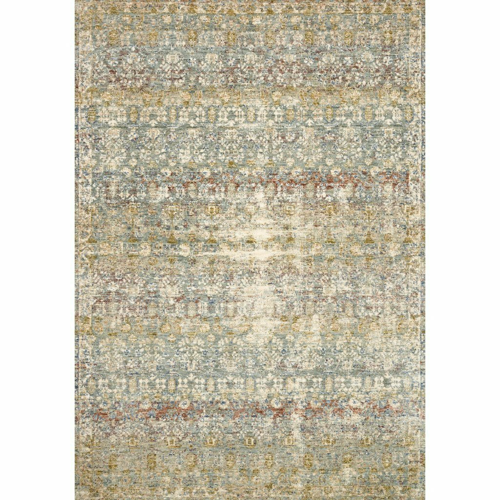 Loloi Revere REV-03 Traditional Power Loomed Area Rug