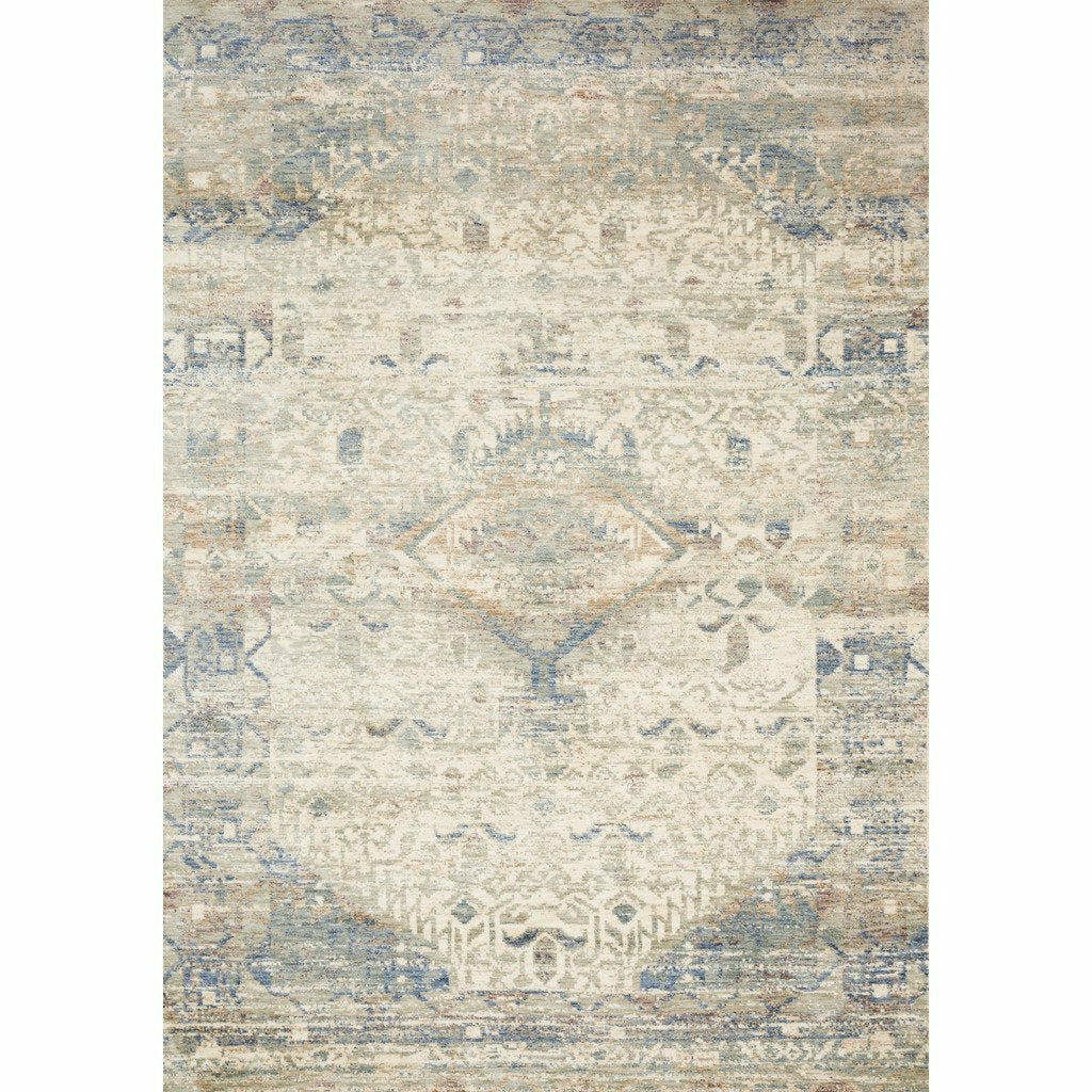 Loloi Revere REV-06 Traditional Power Loomed Area Rug