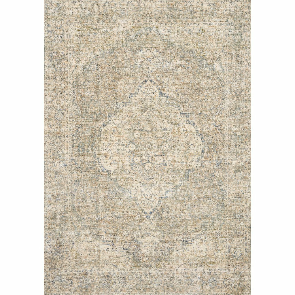 Loloi Revere REV-08 Traditional Power Loomed Area Rug