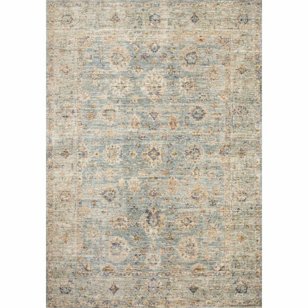 Loloi Revere REV-09 Traditional Power Loomed Area Rug