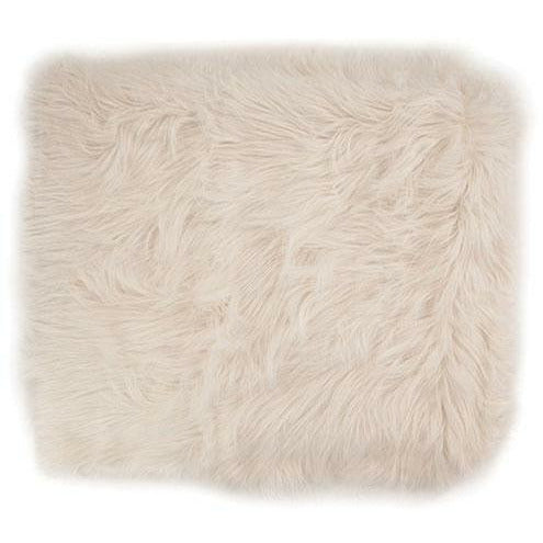 Bedford Collections Siberia Luxury Faux Fur Throw